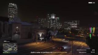 GTA 5 ONLINE  - BORA TREINAR DRIFT !  PS4 ao vivo