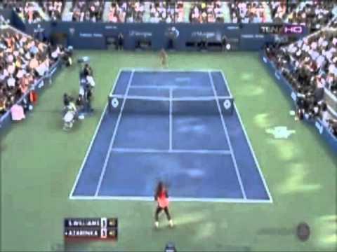 SERENA WILLIAMS vs VICTORIA AZARENKA US Open Championship 2013