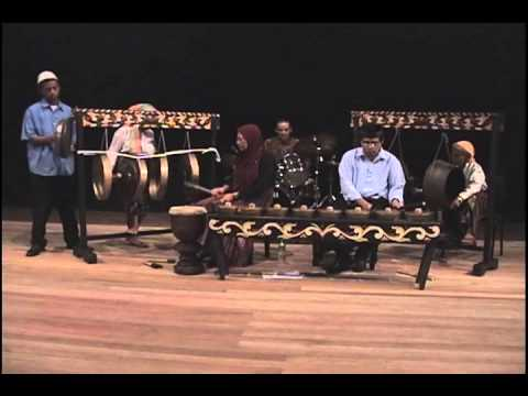 philippine kulintang ensemble - binalig with drumset