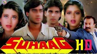Suhaag Ajay Devgan akshay kumar hindi move Bollywood