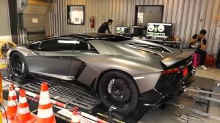 Lamborghini Aventador LP720-4 | Armytrix Système Echappement VALVETRONIC | moteurs sons & bruit!