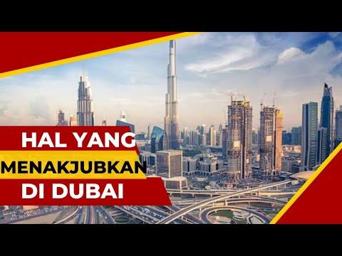 KEREN !!! Yuk Lihat 9 Fakta Kehidupan Di Dubai Yang Unik & Bikin Takjub