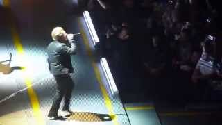 "U2 ""Two Hearts Beat As One"" MSG NYC 7/27/15"