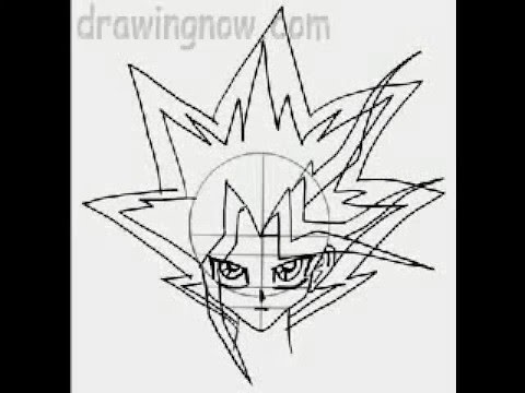 How to draw yu gi oh youtube how to draw yu gi oh ccuart Gallery