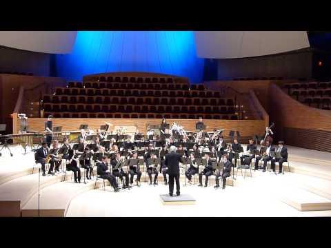 Vesuvius - Stanford Wind Ensemble 3-6-2013