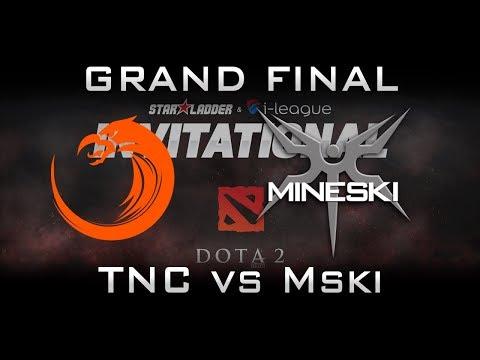 TNC vs Mineski Grand Final Starladder 2017 Minor SEA Highlights Dota 2