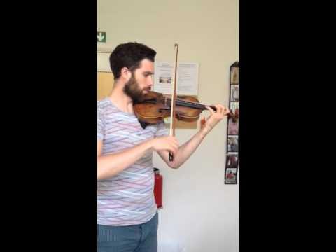 Sakura violin part