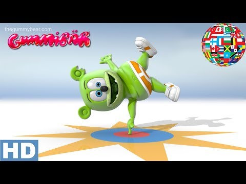 Gummy Bear Song HD Extravaganza – ALL Language Versions So Far!!!