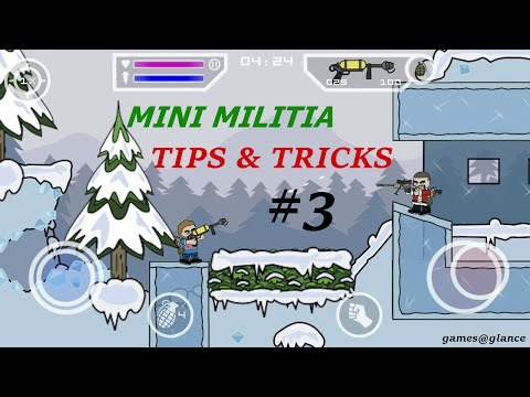 Doodle Army 2: Mini Militia Tips&tricks with Gameplay 2016 #3