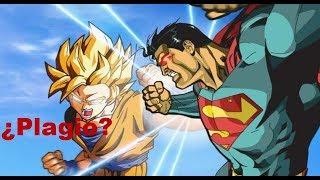 DBZ plagio de superman y varios mangakas? (VR a osc4r60 y su video 4 cosas que robo akira toriyama)