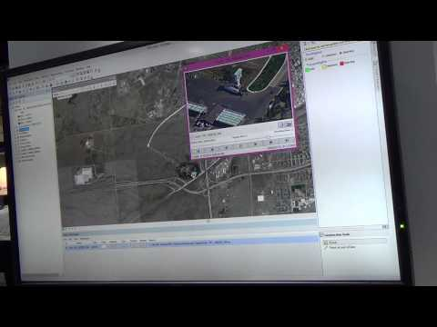 Esri's ArcGIS Full Motion Video Add-In Demonstrated At GEOINT 2015