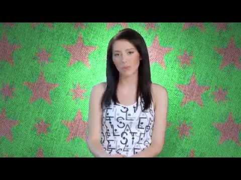 Adidas StellaSport Action Girls׃ Kate Clapp берет интервью у актрисы Полины Гренц