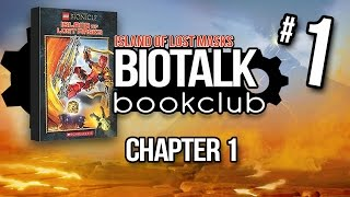 BioTalk Book Club - Island of Lost Masks: Chapter 1