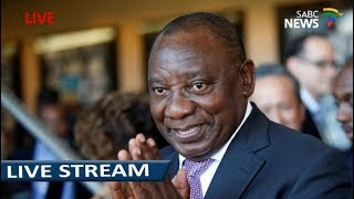 President Ramaphosa engages with business sector professionals