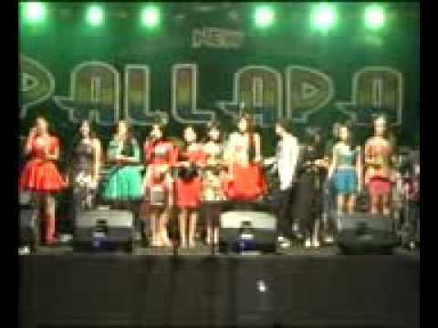 syalala all artis new pallapa live in bangkalan