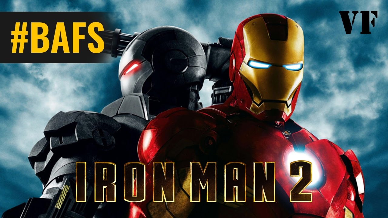 Iron Man 2 - Bande Annonce VF - 2010 - YouTube