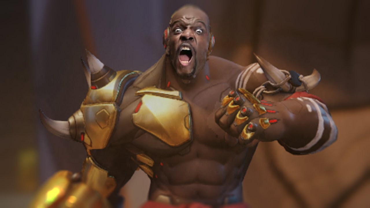 Image result for doomfist terry crews