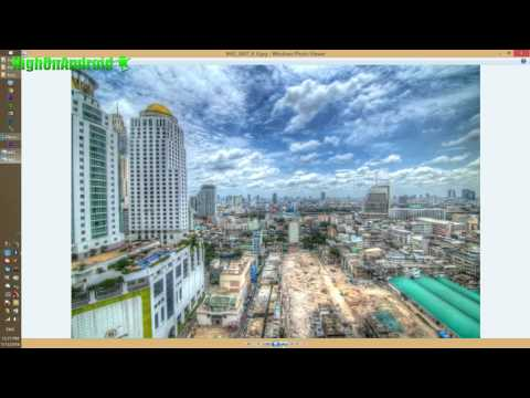 How To Make Awesome 4K HDR Timelapse w/ Photomatix Pro and After Affects!