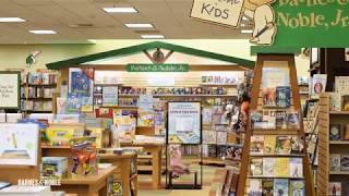 Kids Summer Reading Program at Barnes & Noble!