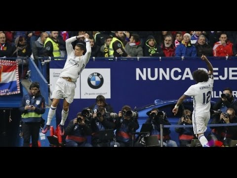 Atletico Madrid vs Real Madrid 0-3 - La Liga 19/11/2016 HD