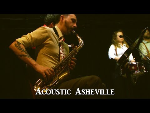 Queen Bee and the Honeylovers - Hominy Creek | Acoustic Asheville Mp3