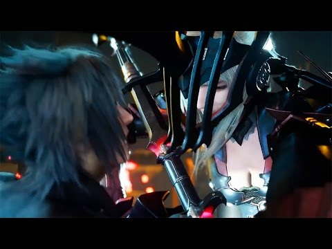 Final Fantasy XV - Gameplay Trailer [HD]