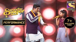 Nitin और Priti के मज़ेदार Performance ने जीता Judges का दिल | Superstar Singer