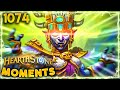 PRIEST-HUNTER COMBOS ARE INSANE!! | Hearthstone Daily Moments Ep.1074