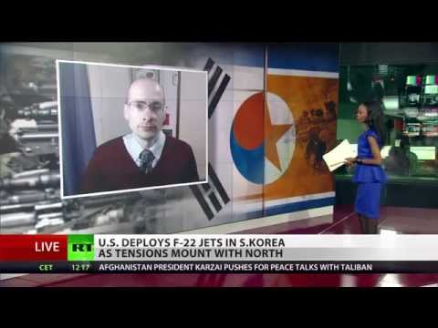 North Korea restarts nuclear reactor USA research institute says