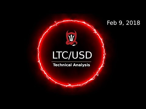 Litecoin Technical Analysis (LTC/USD): What's the hurry..?  [02/09/2018]