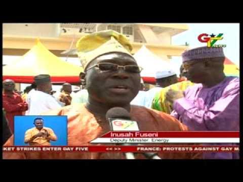NDC Memories Of The Late Aliu Mahama