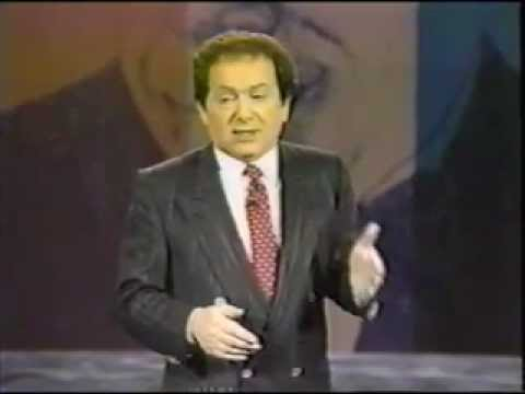The Jackie Mason Show Audience Issues