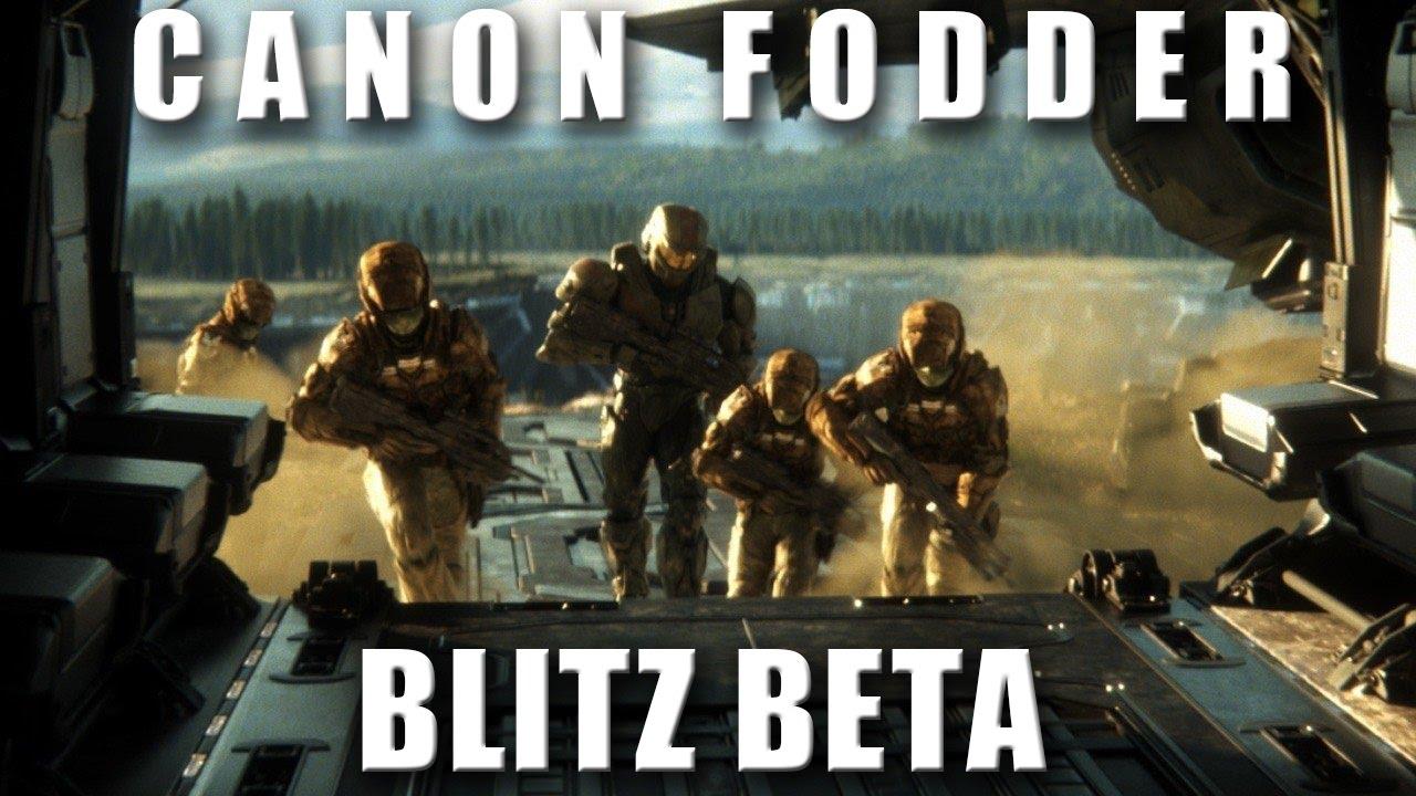 Canon Fodder - Blitz Beta (EXCLUSIVE CARD REVEAL)