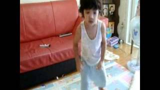 【SHINee Hello Baby Yoogeun】Yoogeun danced to Lucifer for the 3rd time ^^