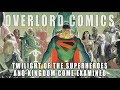 Twilight Of The Superheroes And Kingdom Come Examined