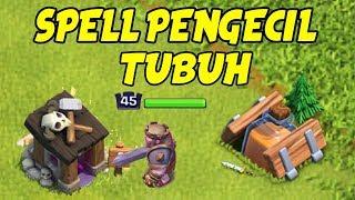 Video UPDATE COC BARU: SPELL PENGECIL TUBUH! ASLI KOCAK - Clash of Clans Indonesia download MP3, 3GP, MP4, WEBM, AVI, FLV Agustus 2017