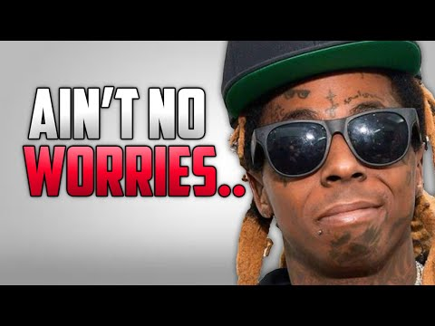 Lil Wayne Doesn't Need To Worry Anymore