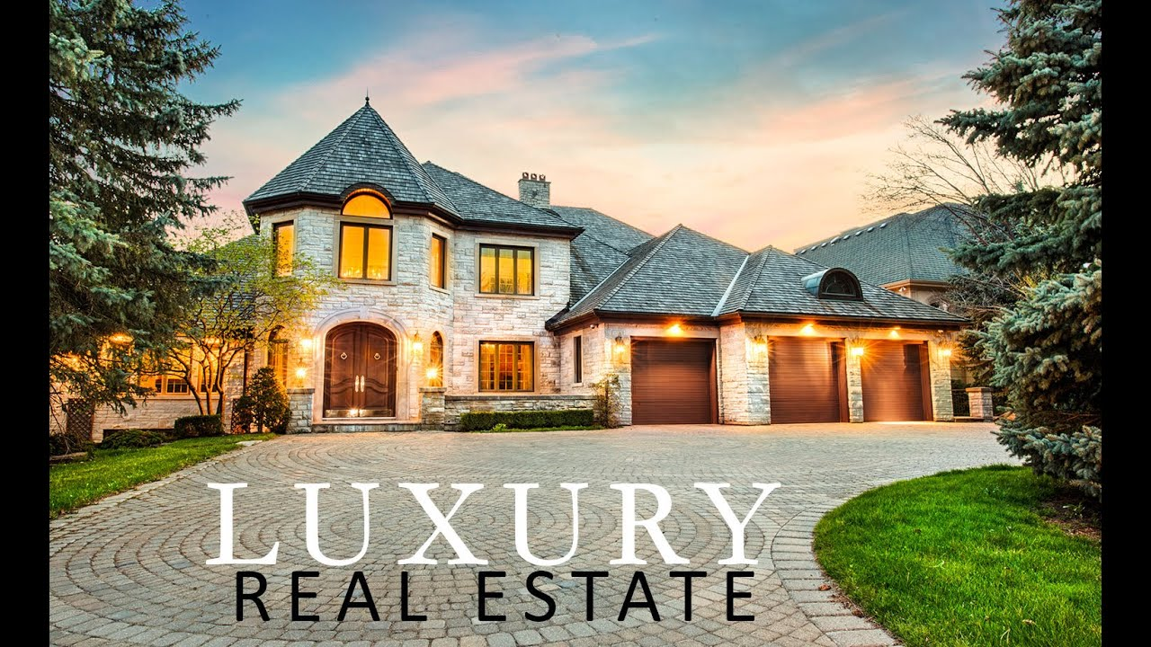 Luxury Real Estate Video Nav Toronto - YouTube