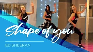 Shape Of You - Ed Sheeran - Fitness Dance Choreography - Baile - Coreografia Zumba Mp3