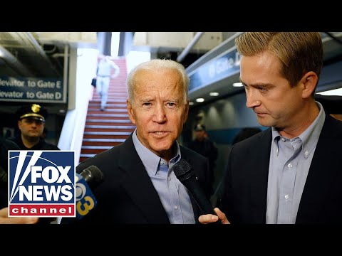 Biden confronted with