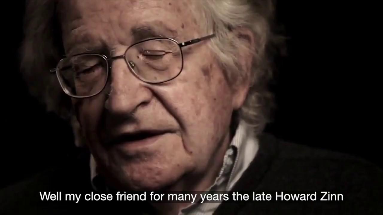 Noam Chomsky - Requiem For The American Dream