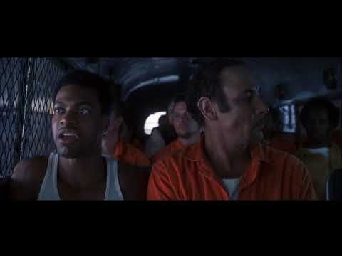 Money Talks - Chris Tucker - Prison Transport and Escape - C
