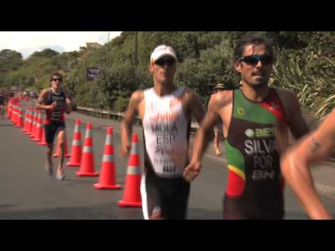 2014 New Plymouth ITU World Cup - Elite Men's highlights