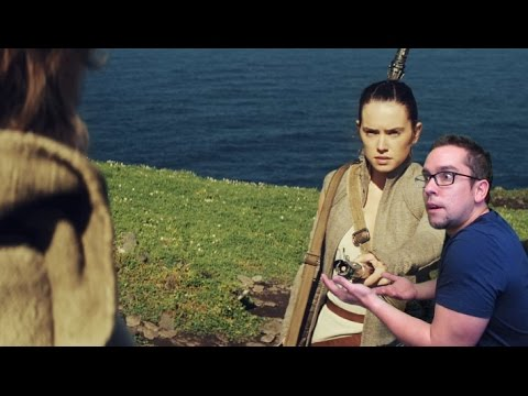Rian Johnson Discusses Luke and Rey's Relationship in Star Wars 8