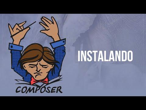Vídeo no Youtube: 1.2 - Obtendo o Composer | Ambiente DEV PHP Windows #php #windows