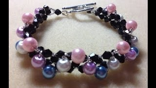 (Tutorial) Pearl Delight Bracelet