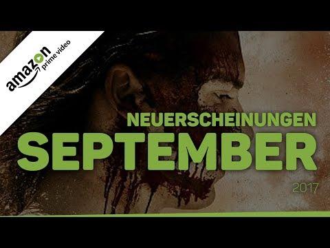 Neu bei Amazon Prime Instant Video im September 2017   Neuerscheinungen (Deutschland)