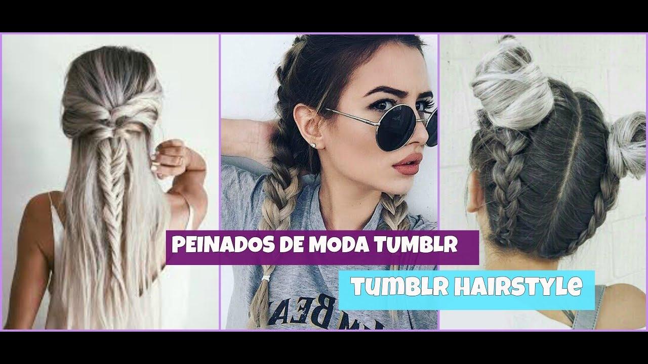Trenzas tumblr peinados de moda2018 peinados instagram - Fotos peinados de moda ...