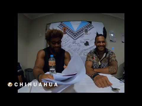 James Storer - Fiji Bati TV