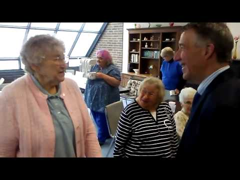 New Vermont Governor Meets Sylvia